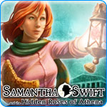 Samantha Swift and the Hidden Roses of Athena