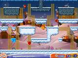 Super Granny Winter Wonderland Screenshot 1
